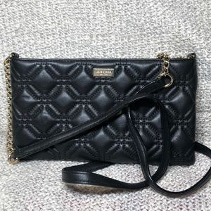 Kate Spade Presley Astor Court Quilted Crossbody